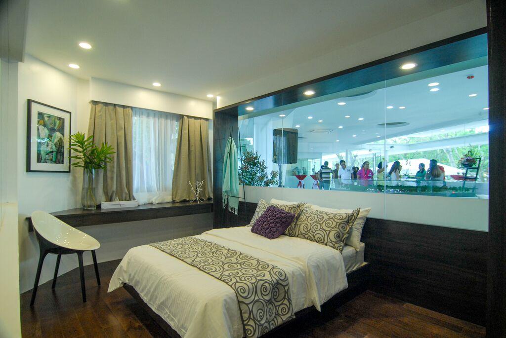Tambuli Seaside Living Condo Studio Unit