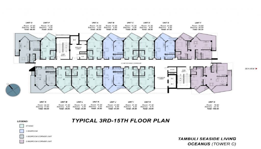 Building C Plan