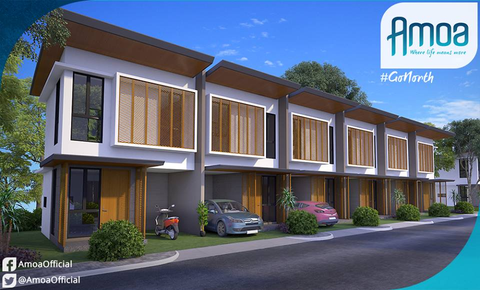 Amoa Residences Townhouse Compostela Cebu Cebu Dream
