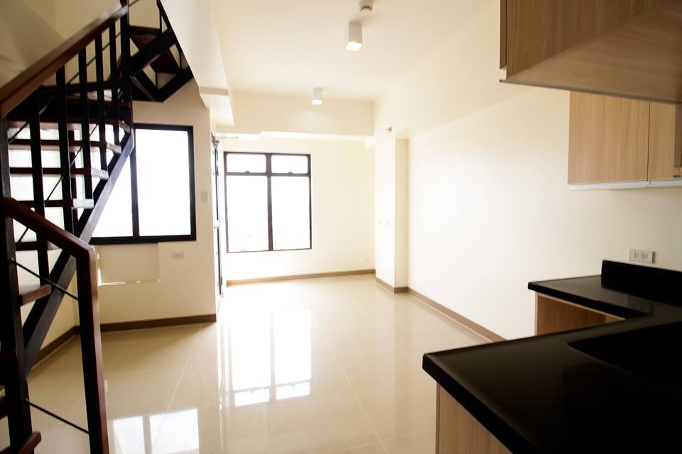 1bedroom Loft Type Mabolo Garden Flats Condo For Sale