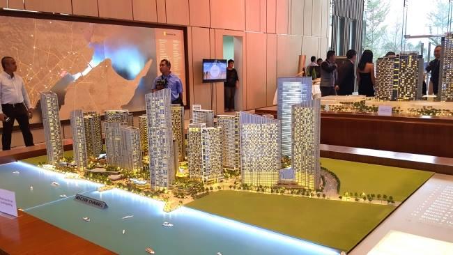 Mandani Bay – Hongkong Land and Taft properties