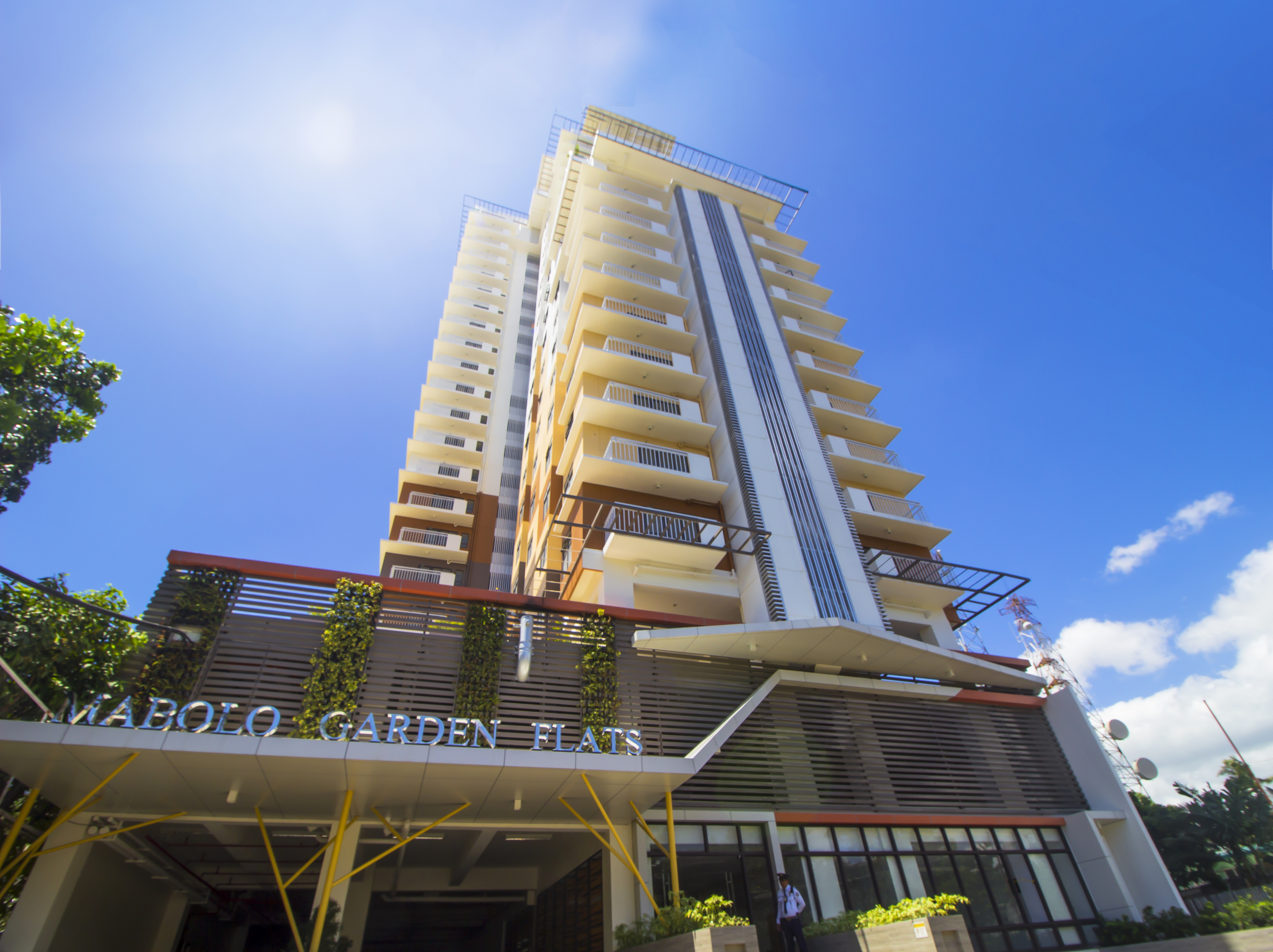 10% down One bedroom Loft Condo For Sale Ready for Occupancy Mabolo Garden Flats