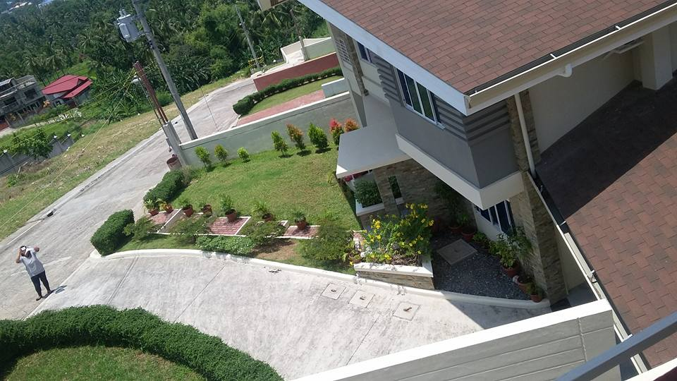 Exclusive residential house for sale claire model Talisay City, Cebu