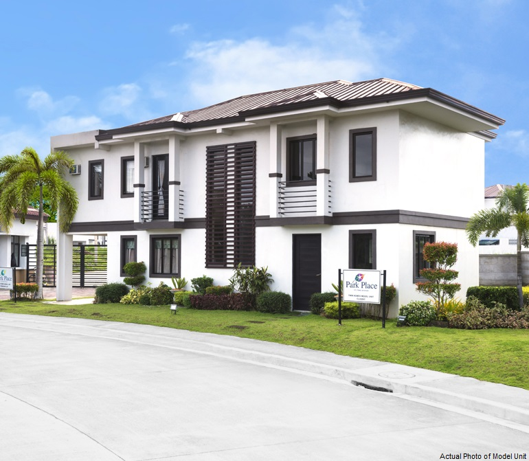 Assume Ready for occupancy Park place duplex house babag lapu city