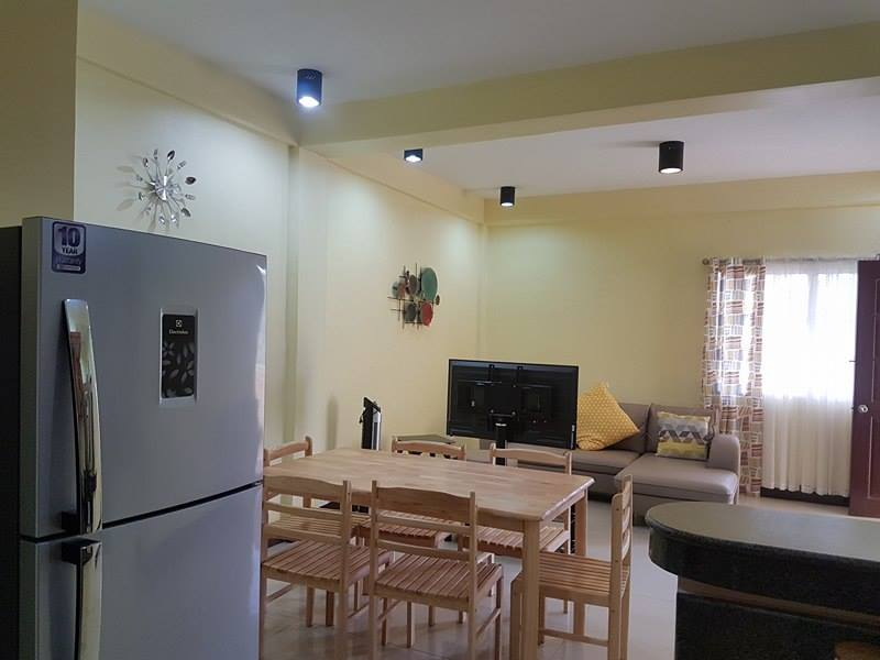 3bedrooms Furnished Apartment For Rent In Centro Talamban Cebu City