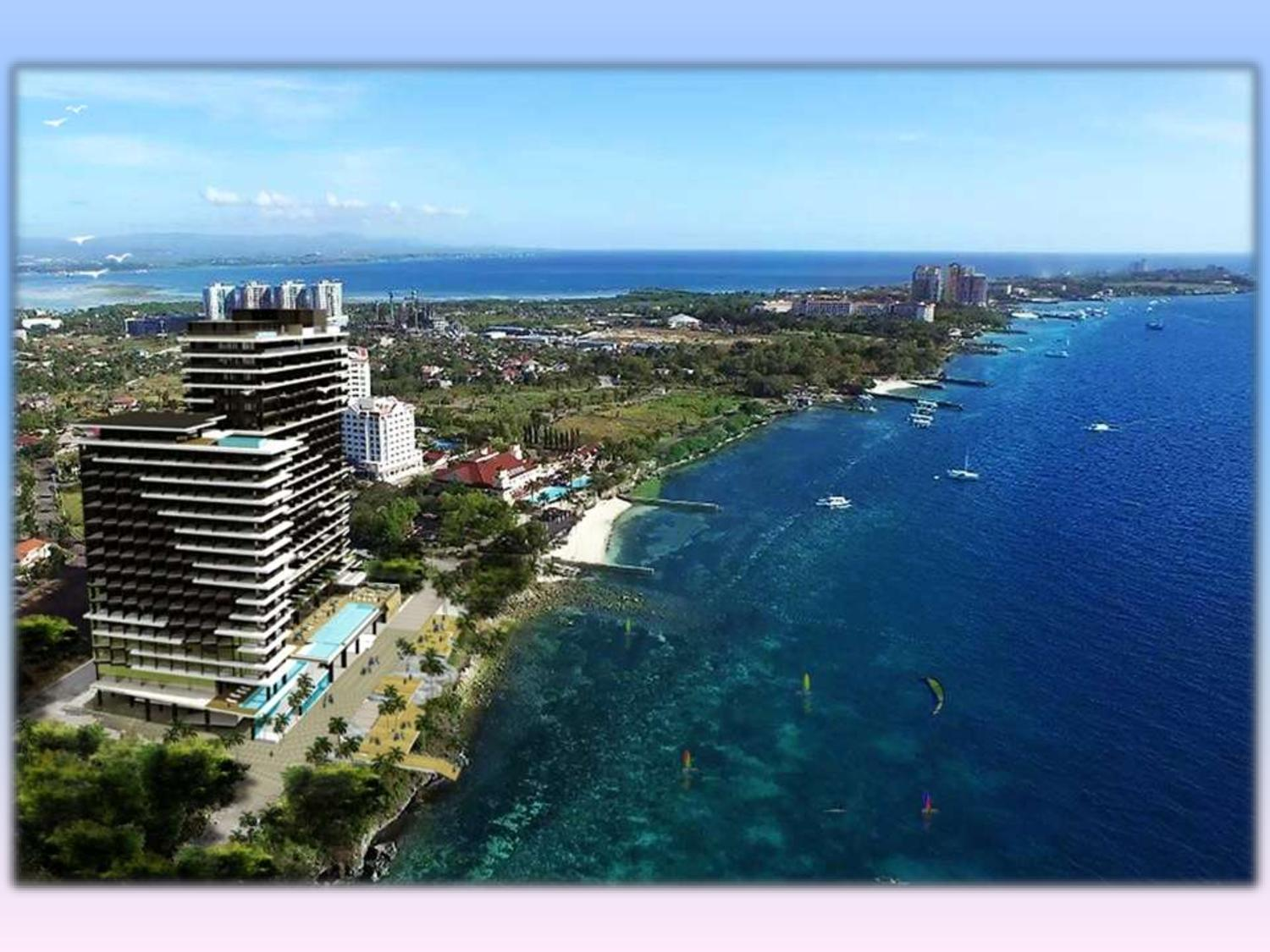 Beach Front Property Cebu City