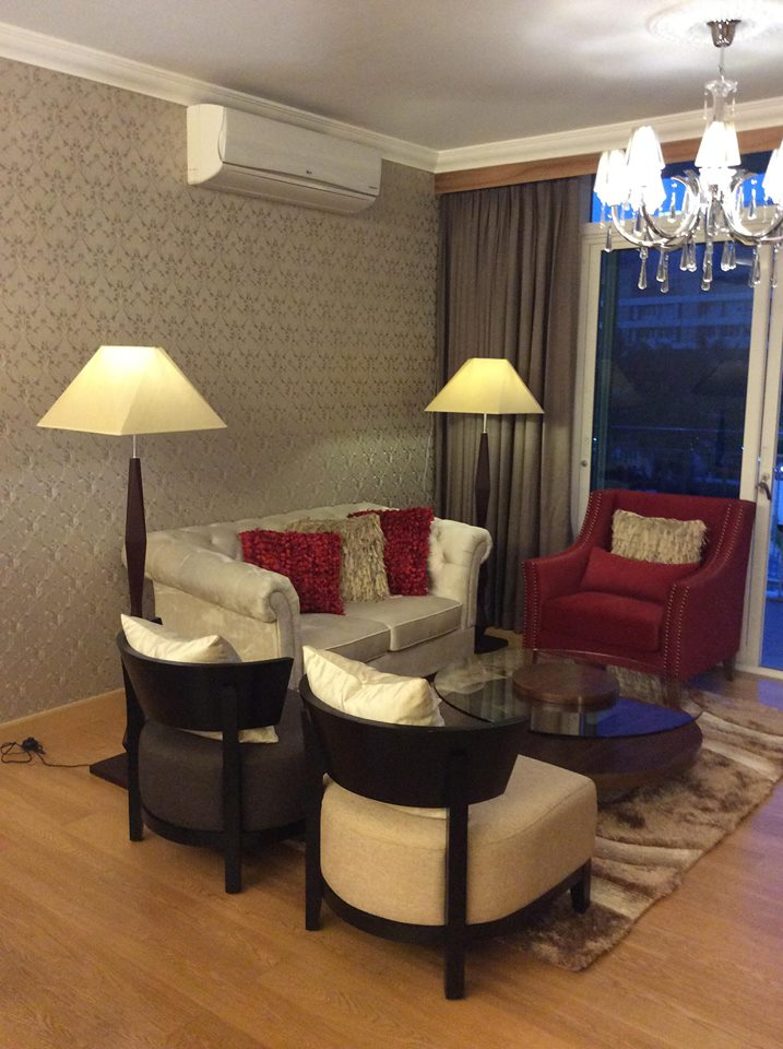 Brandnew 3BR for sale 1016 Residences Cebu Business Park Cebu City