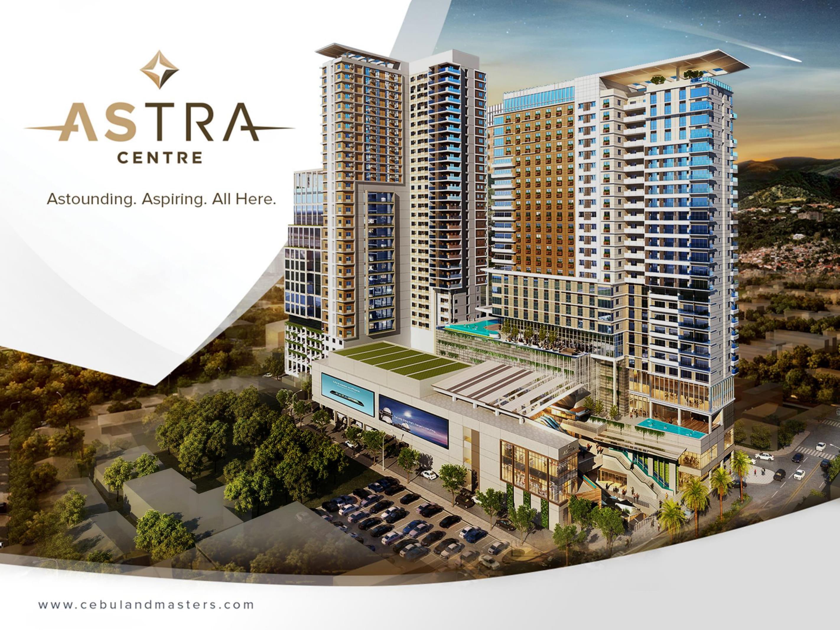 STUDIO ASTRA CENTRE For sale AS Fortuna Mandaue Cebu