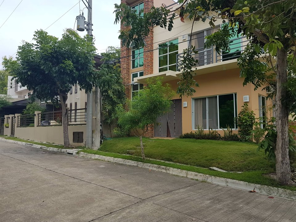Furnished house for sale Consolacion Cebu Exclusive Subdivision