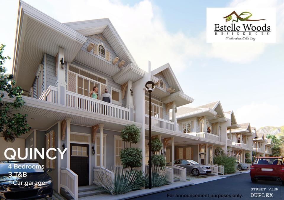 Estellewood Duplex house Talamban Cebu City