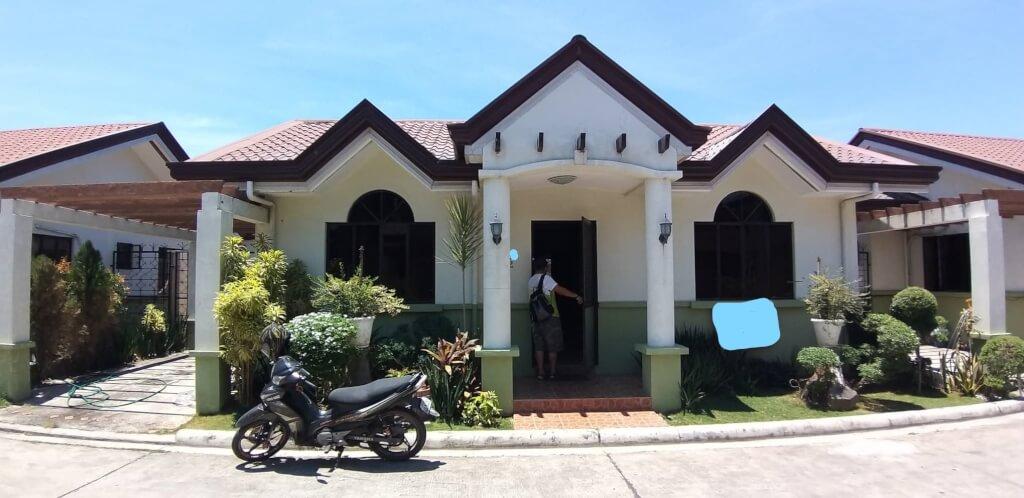 3BR Furnished Bungalow House For Sale Bayswater Mactan Cebu