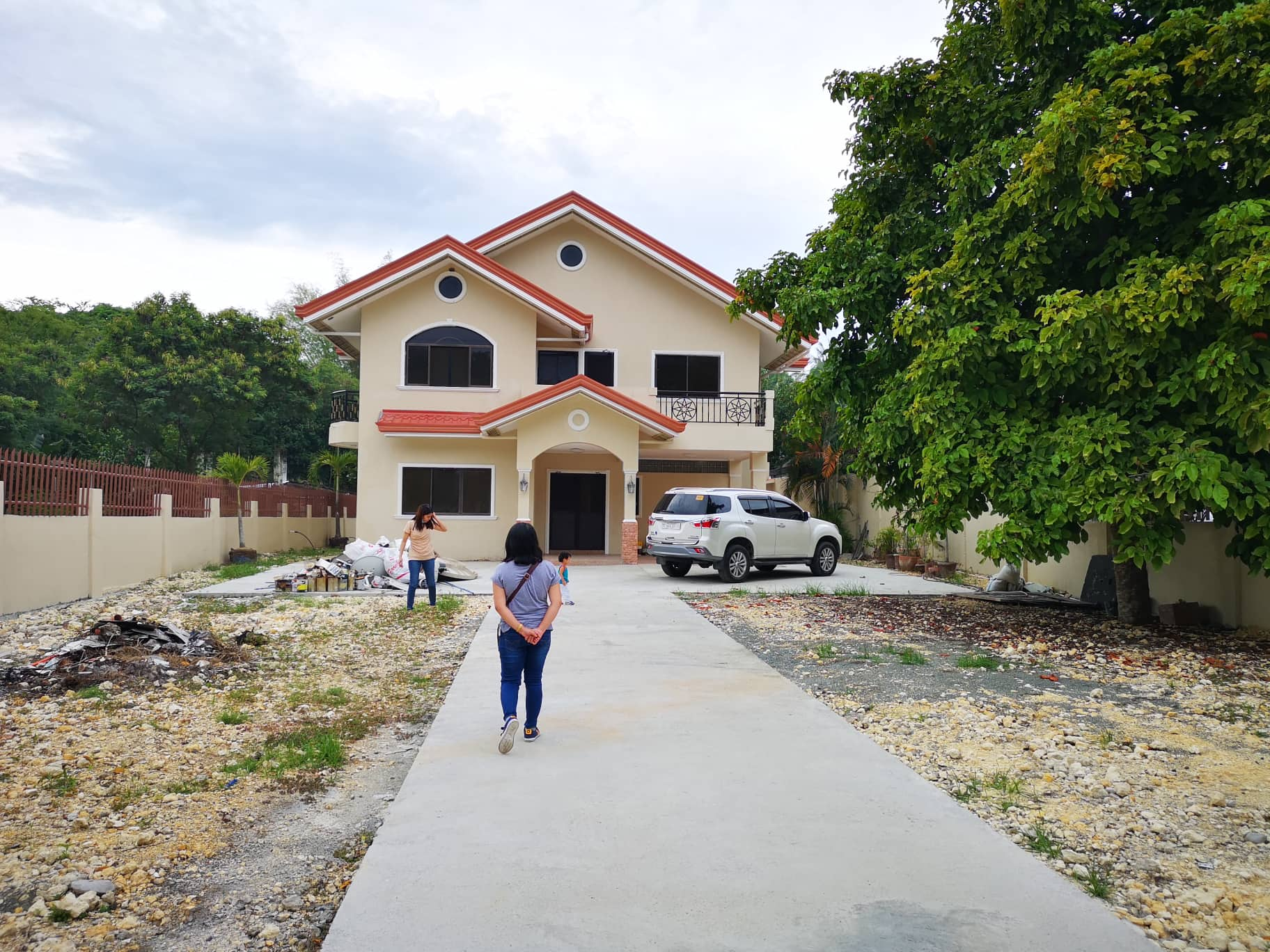BIG lot Yati house for sale Liloan Cebu